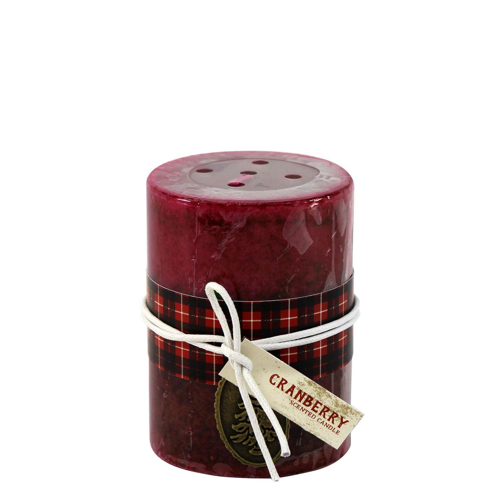 Primary image for HOLIDAY CRANBERRY SCENTED CANDLE