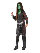 Rubie's Marvel: Avengers: Endgame Child's Deluxe Gamora Costume, Medium - £41.04 GBP