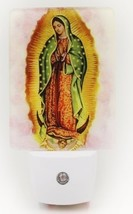 Devotional LED Night Light: Our Lady of Guadalupe