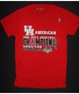 University Houston Cougars Basketball T- Shirt Texas 2018 Champions ACC ... - $7.50