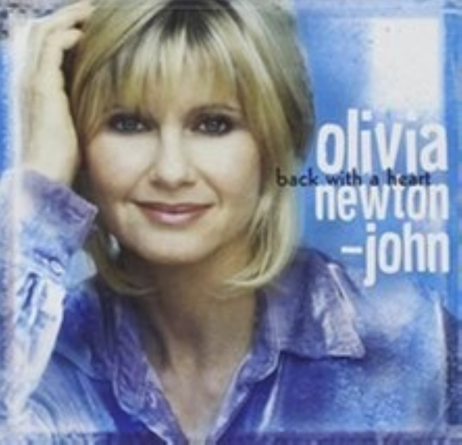 Back With a Heart by Olivia Newton-John Cd