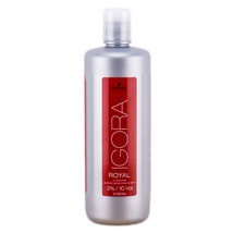 Schwarzkopf Igora ROYAL Oil Developer 1L/33.81oz (3% /10 VOLUME) - $19.35