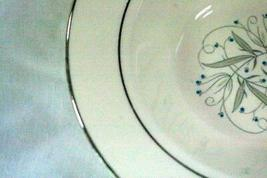 "Homer Laughlin Celeste #B1447 Salad Plate 7 1/4"" image 3"