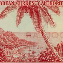 1965 East Caribe Moneda Authority Nota Recoger #13e que No Ha Circulado image 3