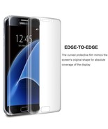FULL CURVED CLEAR TEMPER GLASS PHONE SCREEN PROTECTOR FOR SAMSUNG GALAXY... - $9.70
