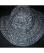 Women's Wide Brim Straw Hat - $14.84