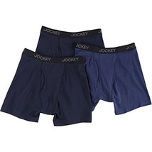 Jockey Men's 3-pk. Stretch Midway Boxer Briefs - $14.99