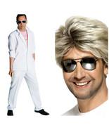 80's Deluxe Miami Vice , Crockett - White Suit - $18.01+