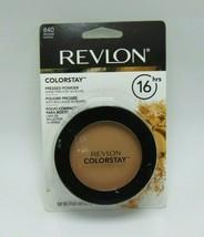 Revlon Colorstay Pressed Powder No.840 Medium 0.3oz/8.4g Nip - $11.78