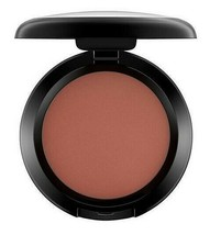 MAC Powder Blush Fard a Joues RAIZIN Golden Reddish Brown Matte .21oz / ... - $23.76