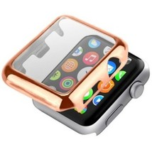 End Scene 5031300092223 Bumper for 1.5-inch Apple Watch - Rose Gold - $20.10