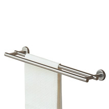 Towel Rack Double Tiger Boston Brushed Stainless Steel - $117.81