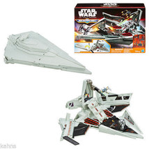 Star Wars Episode VII Micro Machines First Order Star Destroyer Toy Playset - $25.99