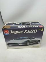 AMT Ertl Jaguar XJ220 Model Kit - Body Painted - $9.74