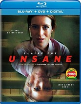 Unsane [Blu-ray+DVD+Digital, 2018]