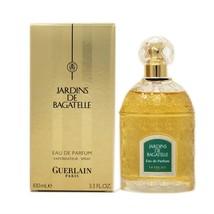 GUERLAIN JARDINS DE BAGATELLE EAU DE PARFUM SPRAY 100 ML/3.3 FL.OZ. N/P - $123.75
