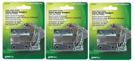 3 New! Hillman AnchorWire 0.8 oz. Steel Flush-Mount Picture Hanger 2 pk 122207 - $17.99