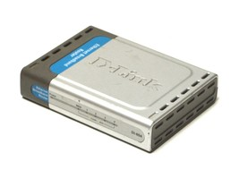 D-LINK DI-604 BROADBAND ETHERNET ROUTER - $14.99
