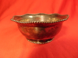 """4 3/4"""", Diameter, Quadruple Plated Bowl, from Wilcox Silver Plate, Merid... - $17.99"""