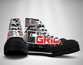 Gymkhana Canvas Sneakers Shoes - $29.99