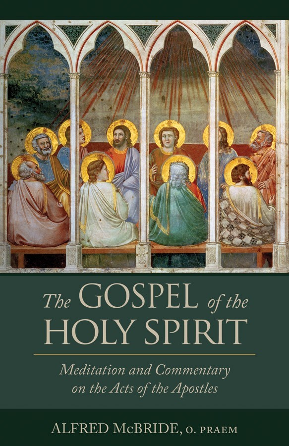 The gospel of the holy spirit meditation and commentary on the acts of the apostles
