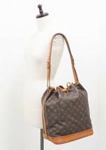 Authentic LOUIS VUITTON Noe Monogram Shoulder Tote Bag Purse #33261 - $349.00