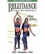 BRAND NEW FACTORY SEALED VHS Bellydance Fitness for Beginners Slim Down ... - $9.89