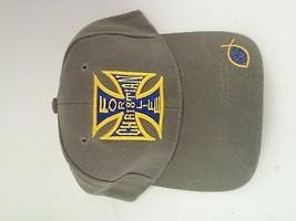 Christian For Life Christian Baseball Cap Grey Hat - $17.45