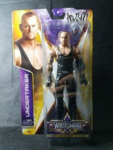 Undertaker mattel basic figure WRESTLEMANIA XXX 2014 new orleans - $16.82