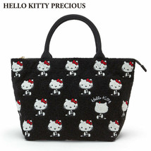 Hello Kitty Sagar Embroidery Tote Bag Size M (HELLO KITTY PRECIOUS) SANR... - $168.30