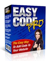 Easy Code Pro google analytics advertising software  web scripts  - $1.89