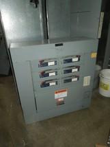 Square D QMB 225A 3ph 4w 208Y/120V MLO w/ 4- 60A 2- 30A Fused Switches NEMA 1 - $1,100.00