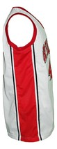 Larry Johnson #4 College Basketball Jersey Sewn White Any Size image 4