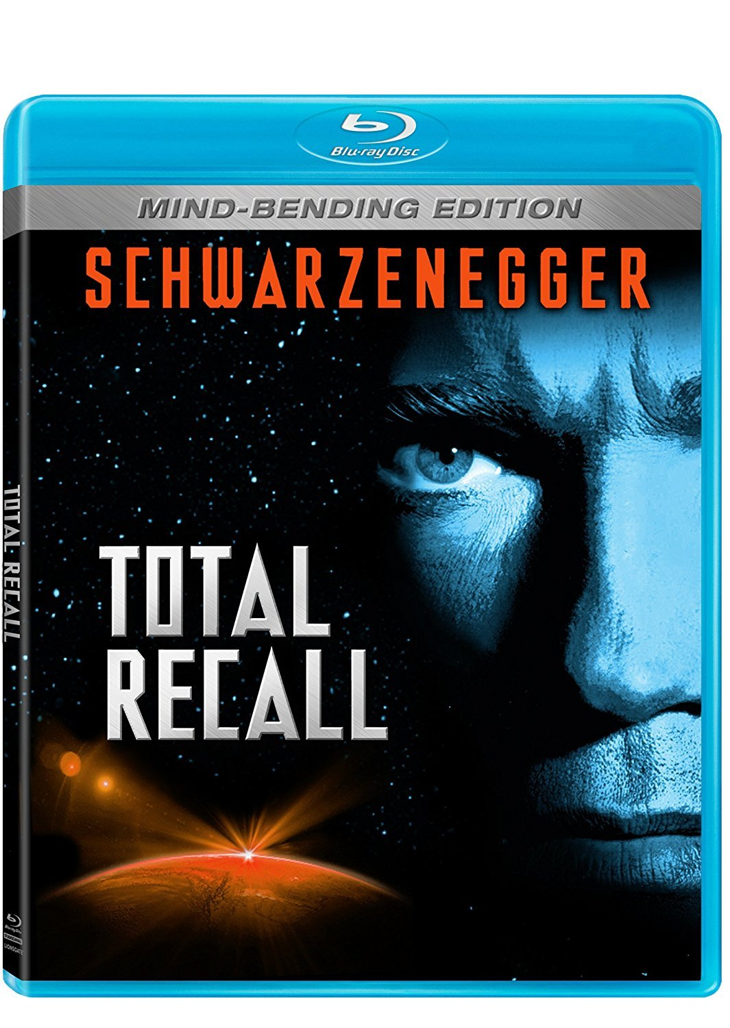 Total Recall (Mind-Bending Edition) [Blu-ray] (2012)