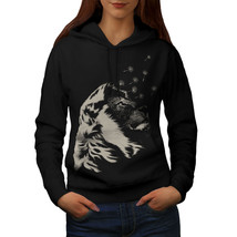 Beast Animal Lion Calm Sweatshirt Hoody Wild Life Women Hoodie - $21.99+