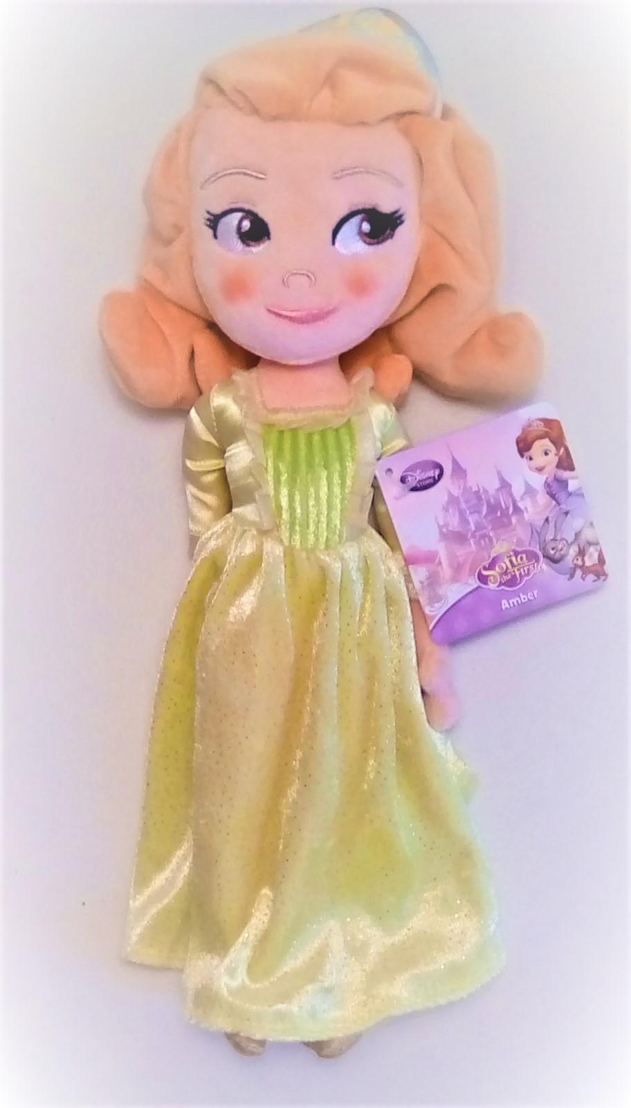 Princess Sofia - Amber New Disney Plush Doll