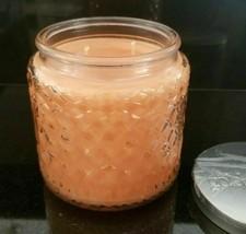 New Gold Canyon Candles 16oz Medium Heritage Pumpkin Praline Discontinued Nla - $49.94