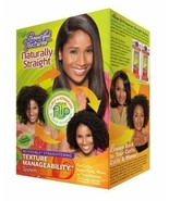 Beautiful Textures Naturally Straight Reversible Texture Manageability S... - $11.83