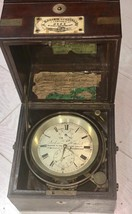 John Fletcher-Maker Pour The Amirauté, Observatoire Marine Chrono Horlog... - £6,096.58 GBP