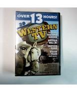 Western TV DVD - 29 Episodes -  Wagon Train - Lone Ranger - Range Rider ... - $14.99