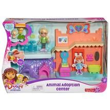 Fisher-Price Nickelodeon Dora & Friends, Animal Adoption Center Playset - $18.37
