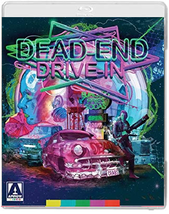 An item in the DVDs & Movies category: Dead End Drive-In - Arrow Video [Blu-ray] first pressing w/ collector's booklet