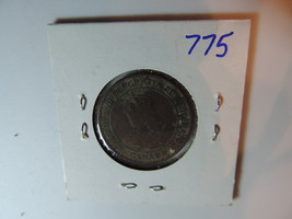 1909 Canadian Penny coin A272 - $8.38