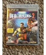 Dead Rising 2 (Sony PlayStation 3, 2010) - $1.00