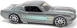 Hot Wheels - '65 Mustang 2+2 Fastback: HW Workshop 2015 #242/250 *Gray /... - $1.50