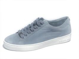 Michael Kors Irving Athletic Shoes Women's Leather/Gray(HX16C)Size:US 6 M - $1.239,79 MXN
