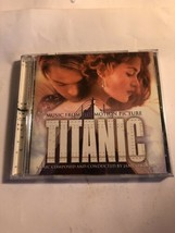 Artisti Vari: Titanic: Musica From The Motion Picture CD - $11.70
