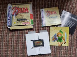 The Legend of Zelda: A Link to the Past – NINTENDO - GAME BOY ADVANCE - $194.77