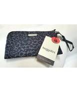 Baggallini Women's RFID Protected Phone Wristlet - Charcoal Cheetah - $13.35