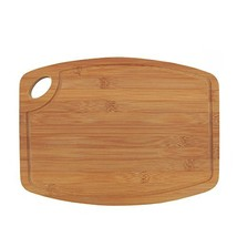 "BambooMN Brand - Bamboo Cutting Board - 11.75"" x 8.63""x .50"" - 1 Piece - $15.96"